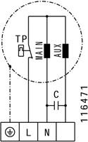 Ruck Rohrventilator 890m³/h - Ø 250 mm - RS 250-3