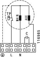 Ruck isolierter Abluftbox 640m³/h - Ø 160 mm - ISOR 160 E2 11-3