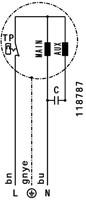 Ruck Etaline E Rohrventilator 1625m³/h - Ø 250 mm - EL 250 E2 06-3