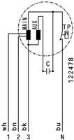 Ruck Etaline M Rohrventilator 900m³/h - Ø 200 mm - EL 200L E2M 01-3