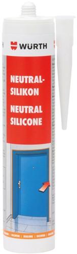 Silikonkit Grau 310 ml
