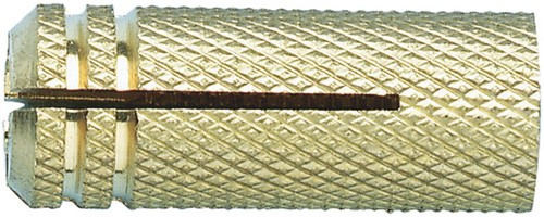 Messing Spreizdübel M8x30 mm (100 Stück)