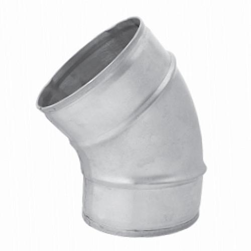 Bogen Durchmesser 80mm 45 Grad (nicht safe)