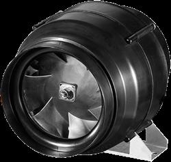 Ruck Rohrventilator Etaline mit drei Drehzahlstufen (EL M-Serie)