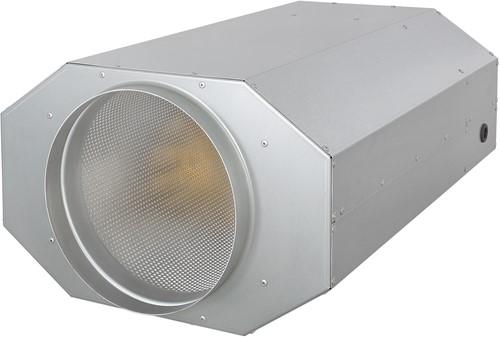 Ruck isolierter Etamaster Rohrventilator - EMI - E2M - 25W - Ø150