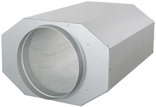 Ruck Schalldämpfer Ø280 - Länge 460mm