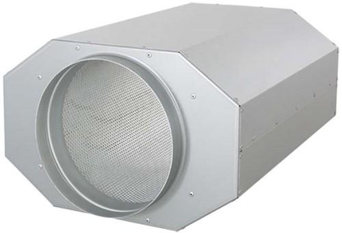 Ruck Schalldämpfer Ø400  - Länge 460mm