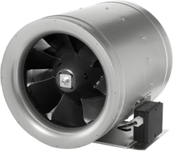 Ruck Rohrventilator Etaline spannungssteuerbar (EL E-Serie)