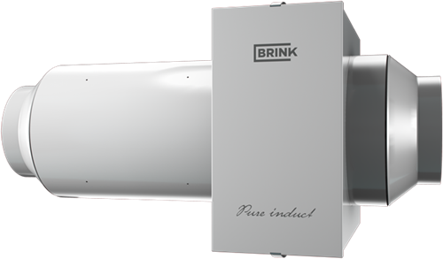 Brink Pure Induct - WRG Ionisations-Filterbox