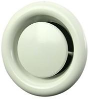 Abluft Tellerventil mit Durchmesser 125mm - DVS125