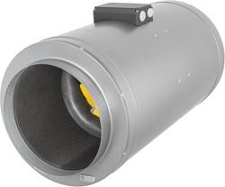 Ruck schallisolierter Rohrventilator Etamaster mit EC-motor (EMIX EC-Serie)