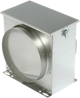 Wickelfalz Filterbox