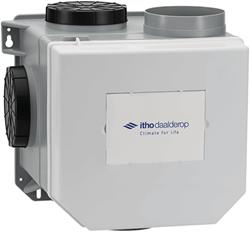 Itho Daalderop CVE-S eco fan Ventilator RFT SE 325m3/h + Feuchtigkeitssensor - 03-00398