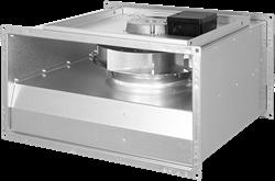 Ruck Kanalventilator unisoliert mit energieeffizienter EC-Motor (KVR EC-Serie)