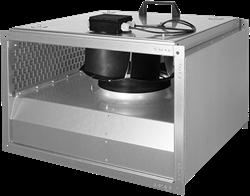 Ruck Kanalventilator isoliert mit energieeffizienter EC-Motor (KVRI EC-Serie)