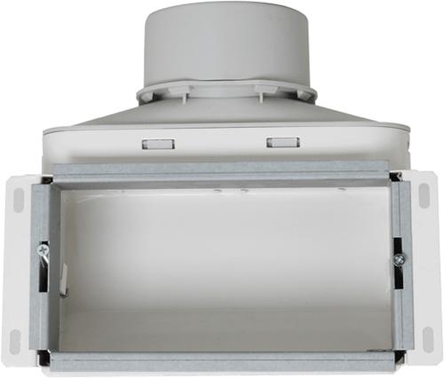 Uniflexplus Wandkollektor Oberanschluss 1x Ø 90 mm