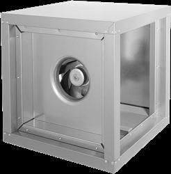 Ruck abluftbox mit energieeffizientem EC-motor (MPC EC-Serie)
