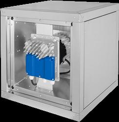 Ruck ablufbox mit energieeffizientem EC-Motor außerhalb des Luftstroms (MPC EC T-Serie)