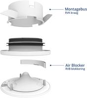 Onderdelen RV ventiel Vent-Axia