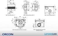 Orcon MVS15 Produktplan