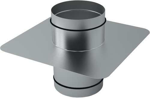 Dachplatte Stream-Vent Dauchhauben Durchmesser 400 mm