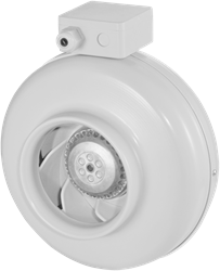 Ruck Rohrventilator 300m³/h - Ø 125 mm - RS 125L 20