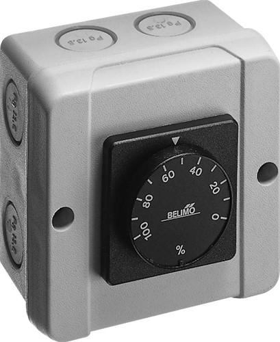 Modulierender 0-10V-Positionierer - SGA24