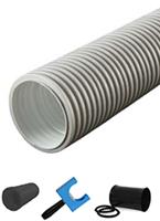 Uniflexplus 90 mm Schläuche und Zubehör