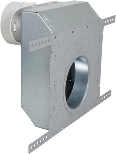 Uniflexplus Wand-Ventilkollektor ohne Ventil 1x Ø 90 mm