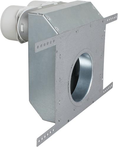 Uniflexplus Wand-Ventilkollektor ohne Ventil 2x Ø 75 mm