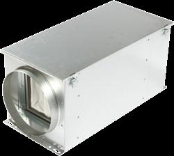 Ruck Luftfilterbox mit Heizregister