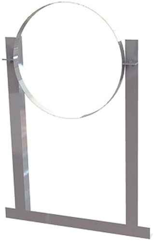 Dachschelle Aluminium für Wickelfalzrohr Ø225mm