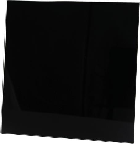 Front dRim - Glasfront - Schwarz (01-172)