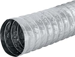 Aludec 202 mm flexibler Lüftungsschlauch (10M)