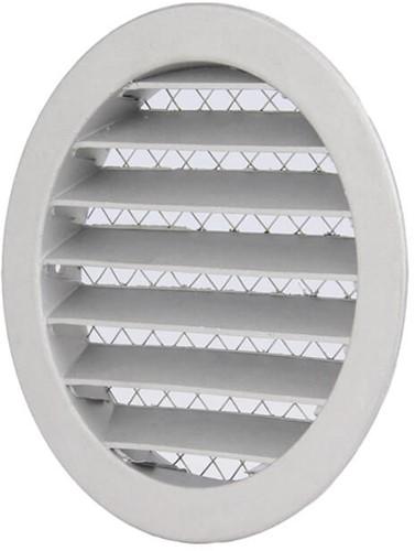 Wetterschutzgitter Aluminium Wand Ø100mm - DSAV100