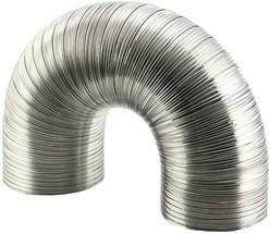 Lüftungsrohr Aluminium semi-flexibel