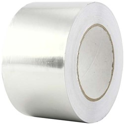 Aluminium Tape 50 mm (Rolle 50 Meter)
