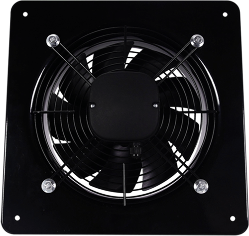Axialventilator quadratisch 200mm - 780m³/h - aRok