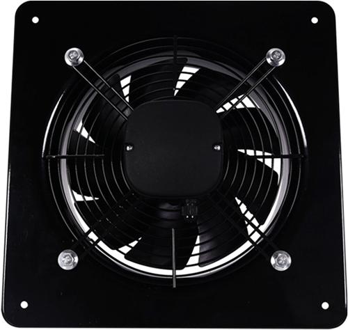 Axialventilator quadratisch 400mm - 3955m³/h - aRok