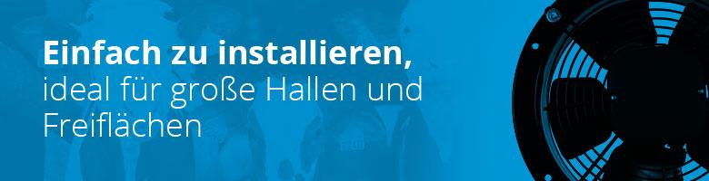 Lueftungsland - Cat Banner - 16 - Axiaalventilatoren 1 PC