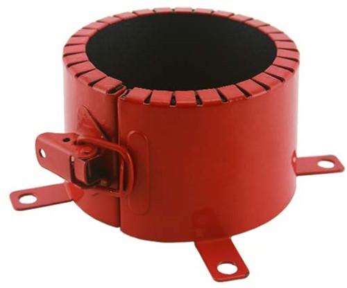 Feuerwehrende Brandmanschette für Rohr Ø80mm (4h) Astroflame