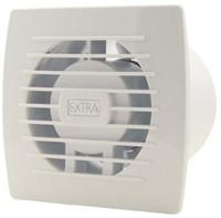 Badlüfter 100 mm Weiß mit Timer und Feuchtigkeitssensor - Standard E100HT