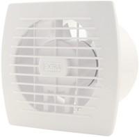 Badlüfter 120 mm Weiß mit Timer und Feuchtigkeitssensor - Standard E120HT