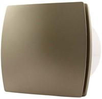 Badlüfter 100 mm Gold - Design T100G