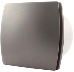 Badlüfter 100 mm Silber - Design T100S