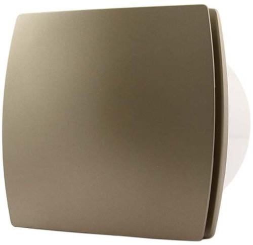 Badlüfter 150mm Gold - Design T150G
