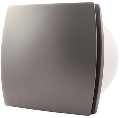 Badlüfter 150 mm Silber - Design T150S