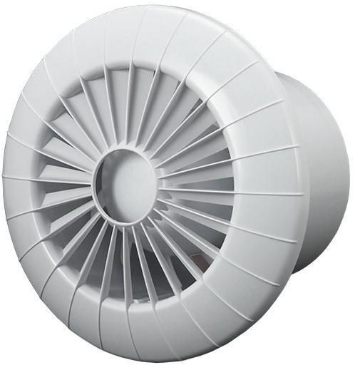 badl fter 100mm mit feuchtigkeitssensor und timer wei rund 100bbhs. Black Bedroom Furniture Sets. Home Design Ideas