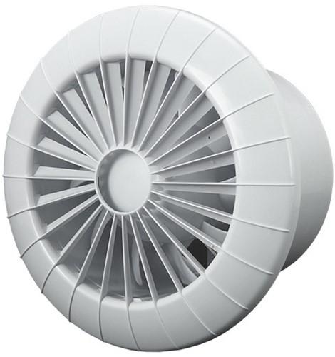 badl fter 120mm mit feuchtigkeitssensor und timer wei rund 120bbhs. Black Bedroom Furniture Sets. Home Design Ideas