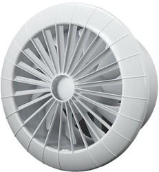 Badlüfter Ø150mm Weiß rund - 150BB